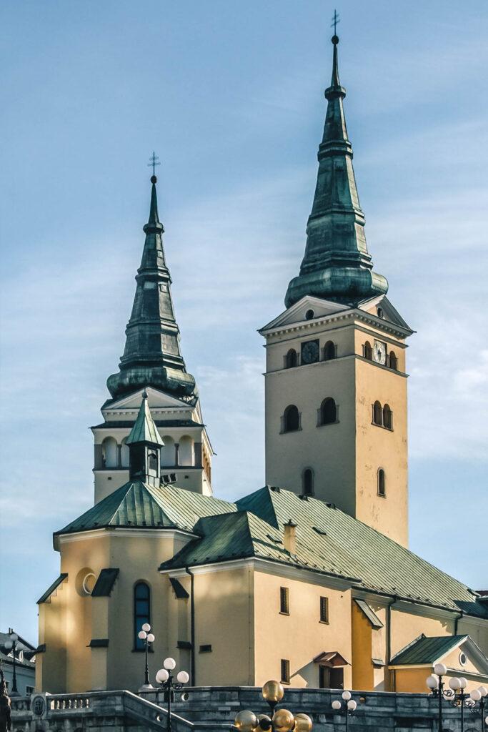 Apartmány Jánošík